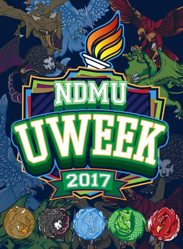NDMU week Logo design by Dreametry